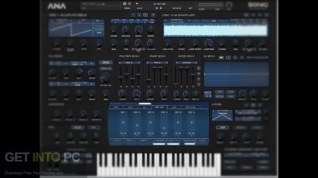 Sonic Academy - ANA 2 VST Direct Link Download-GetintoPC.com