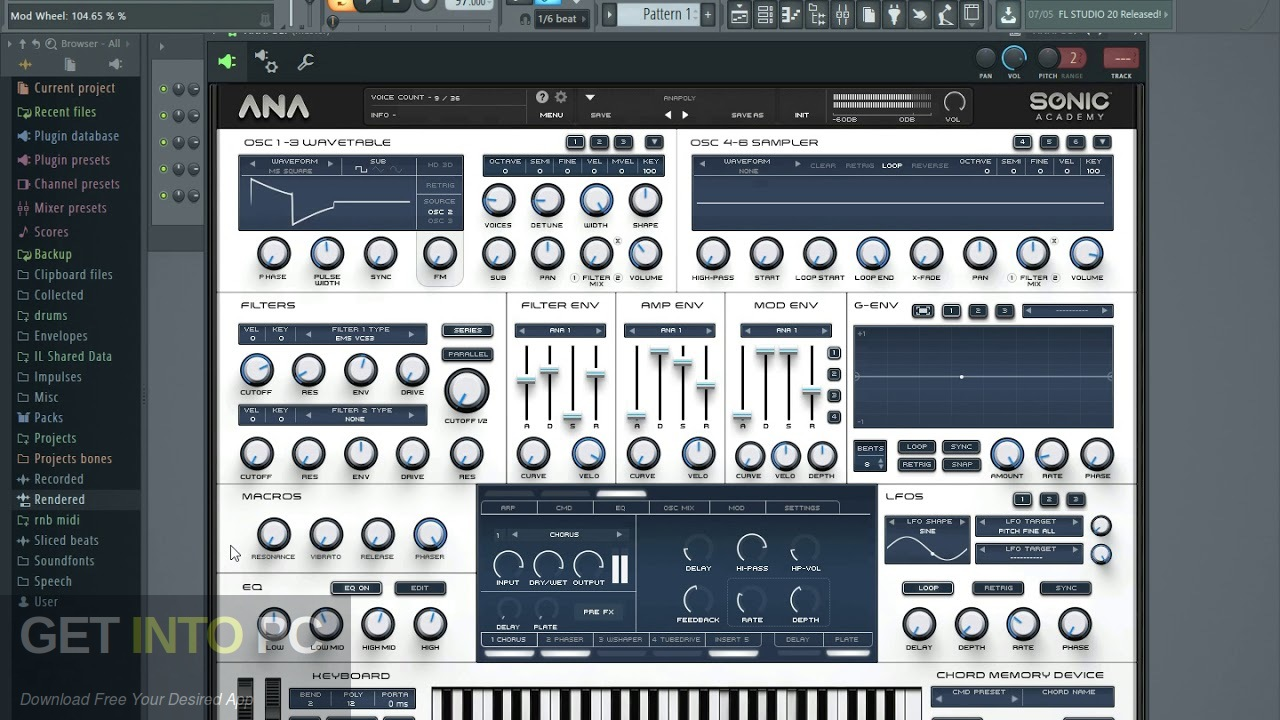 Sonic Academy - ANA 2 VST Free Download