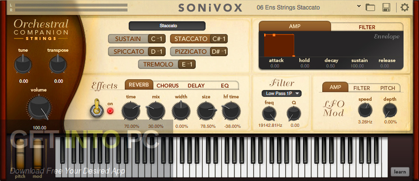 Sonivox - Orchestral Companion Brass VST Direct Link Download-GetintoPC.com