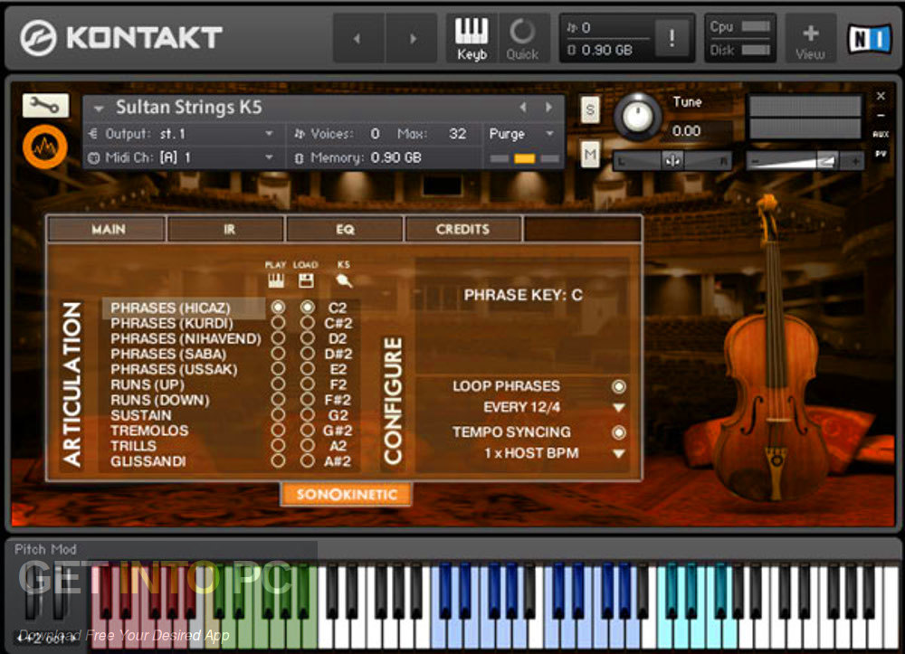 Sonokinetic - Sultan Strings (KONTAKT) Latest Version Download-GetintoPC.com
