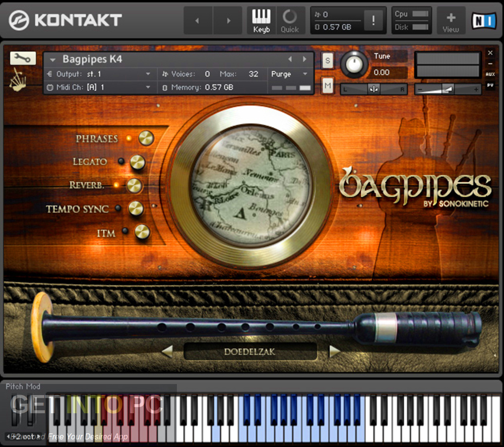Sonokinetic - Sultan Strings (KONTAKT) Offline Installer Download-GetintoPC.com