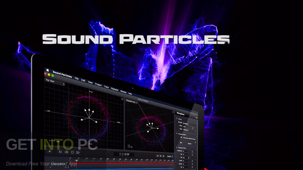 Sound Particles 2019 Free Download-GetintoPC.com