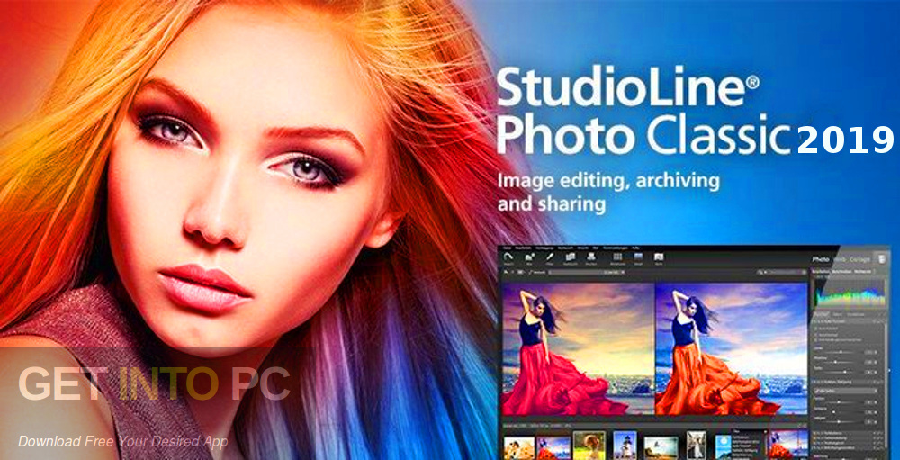 StudioLine Photo Classic 2019 Free Download-GetintoPC.com