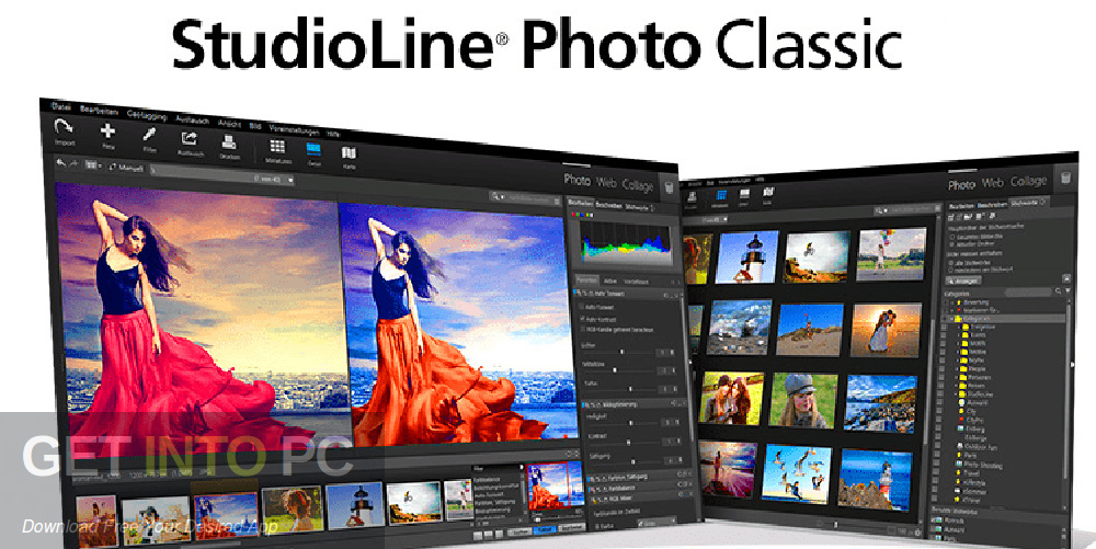 StudioLine Photo Classic 2019 Latest Version Download-GetintoPC.com