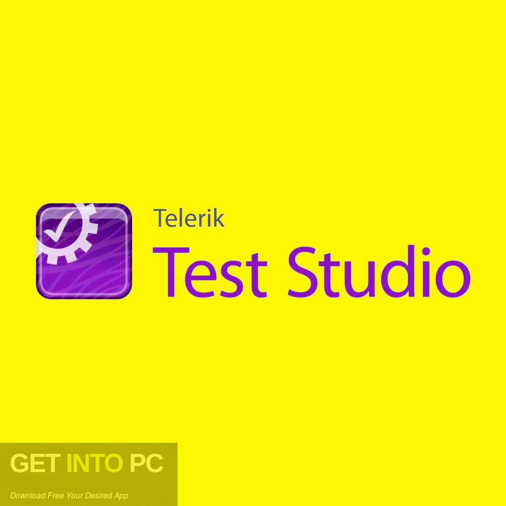 Telerik Test Studio 2019 Free Download-GetintoPC.com