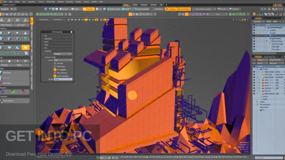 The Foundry MODO 12.2v2 Latest Version Download-GetintoPC.com