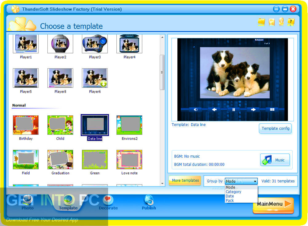 ThunderSoft Slideshow Factory 2020 Latest Version Download