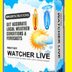 Weather Watcher Live Pro 2019 Free Download-GetintoPC.com