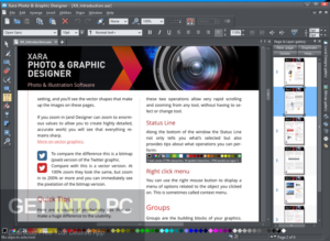 Xara Photo & Graphic Designer Pro 2019 Direct Link Download-GetintoPC.com
