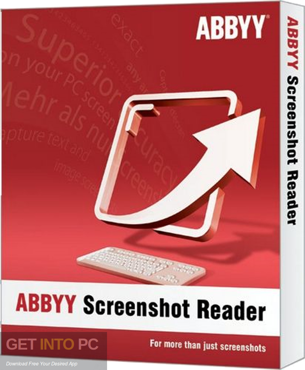 ABBYY Screenshot Reader Free Download-GetintoPC.com