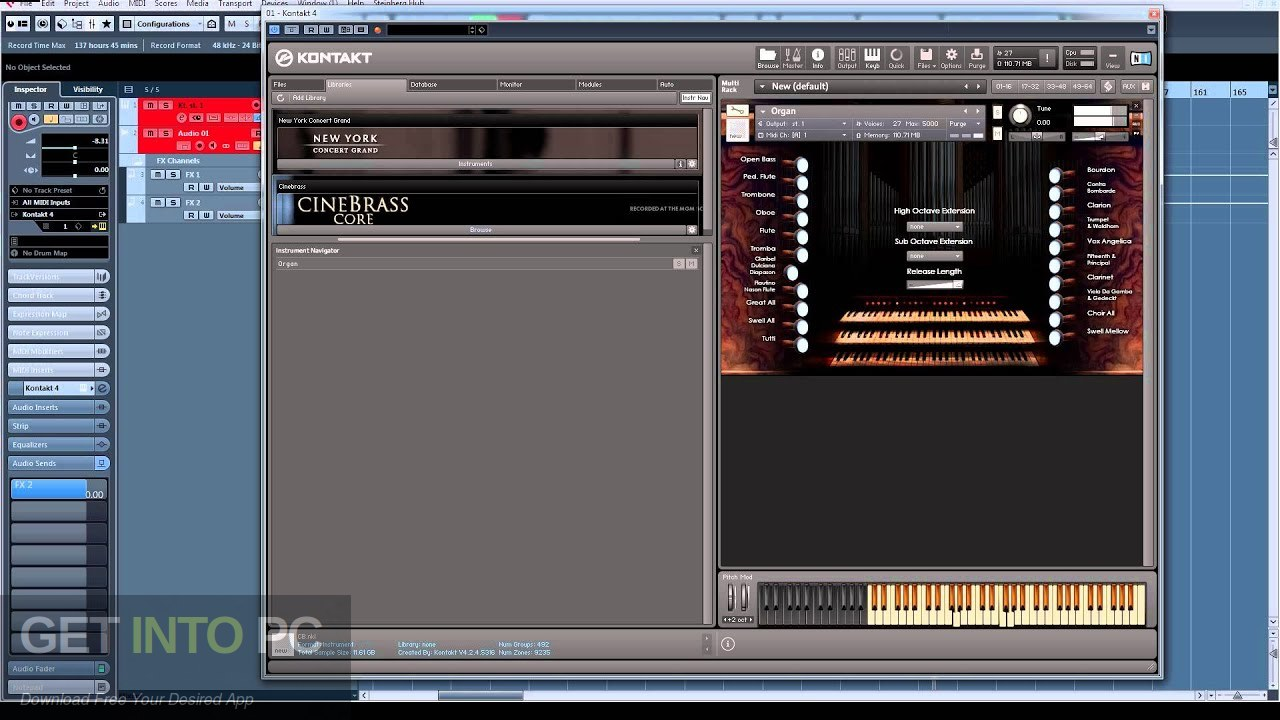 ARIA Sounds - CATALYST (KONTAKT) Direct Link Download-GetintoPC.com