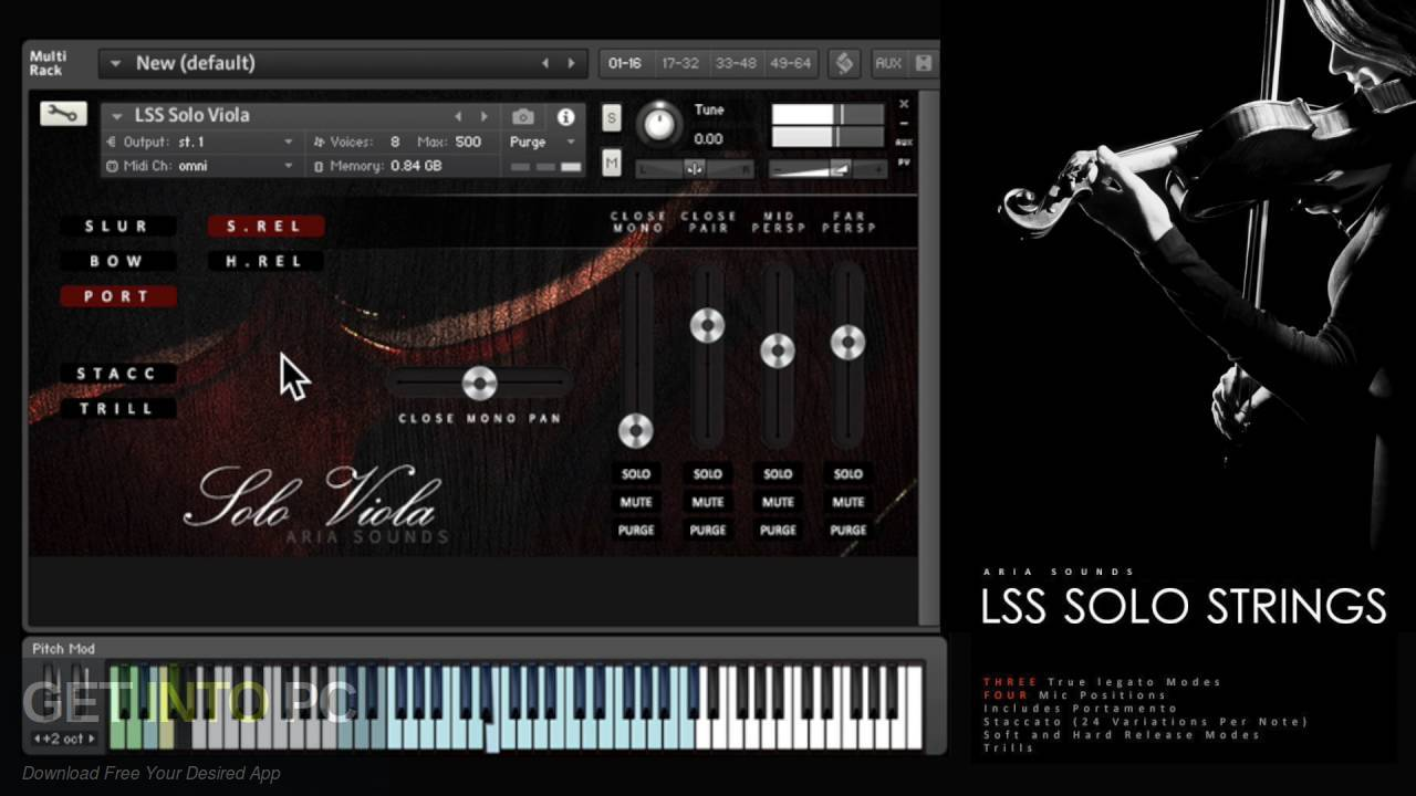 ARIA Sounds - CATALYST (KONTAKT) Latest Version Download-GetintoPC.com