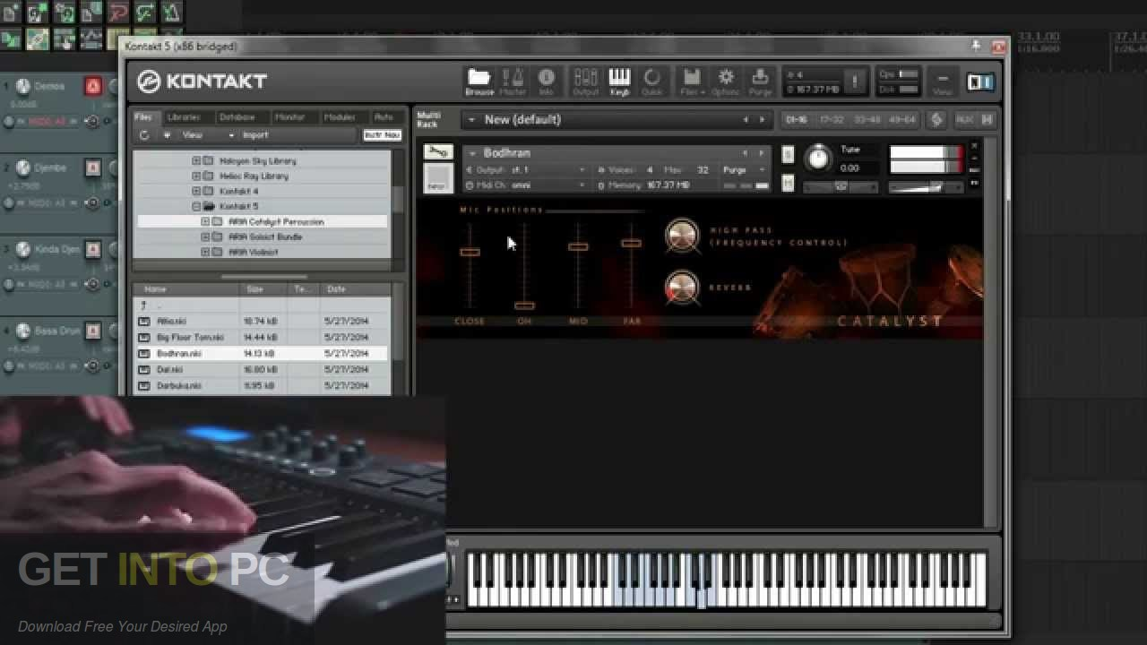 ARIA Sounds - CATALYST (KONTAKT) Offline Installer Download-GetintoPC.com