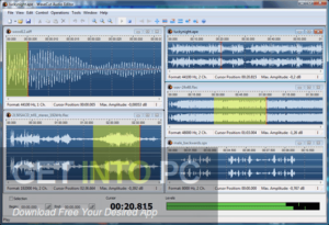 AbyssMedia WaveCut Audio Editor 2019 Direct Link Download-GetintoPC.com