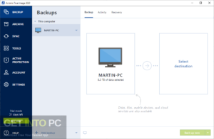Acronis True Image 2020 Free Download-GetintoPC.com