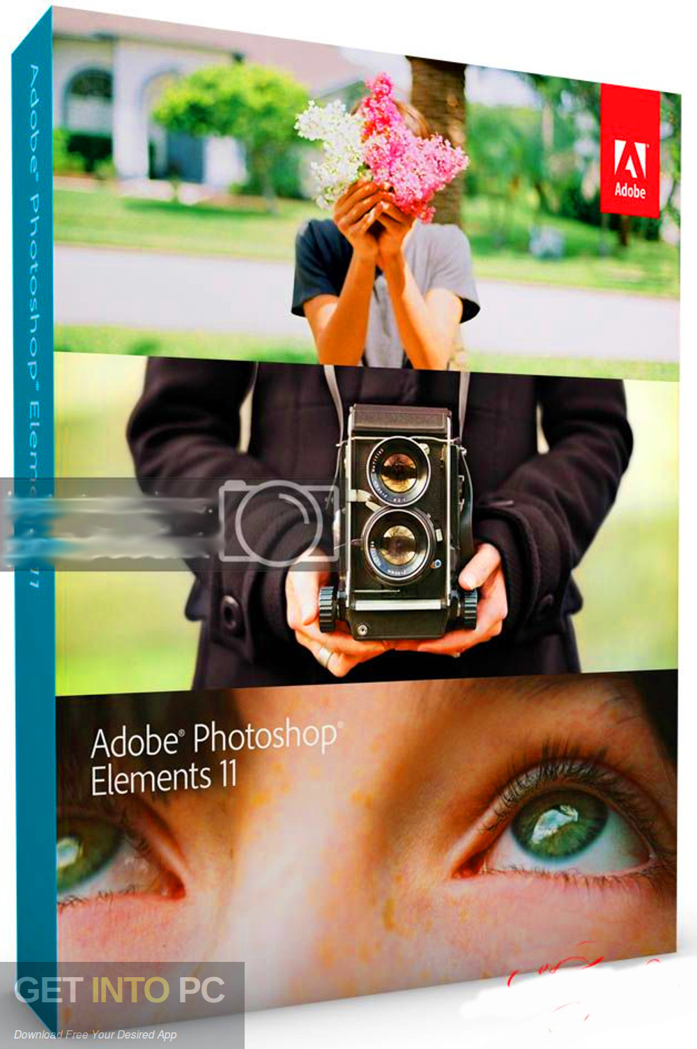 Adobe Photoshop Elements 11 Free Download-GetintoPC.com