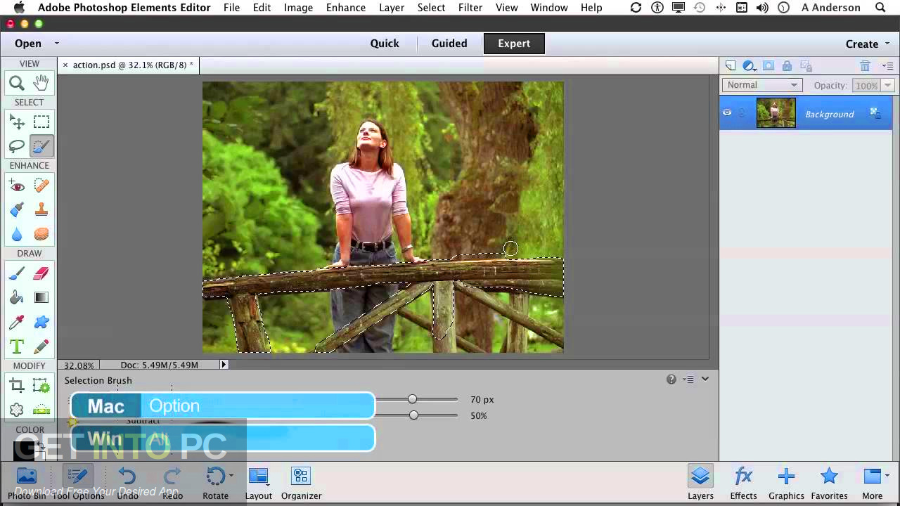 Adobe Photoshop Elements 11 Offline Installer Download-GetintoPC.com