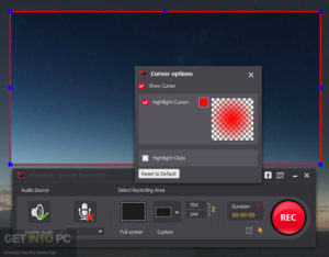 Aiseesoft Screen Recorder Pro 2019 Free Download-GetintoPC.com
