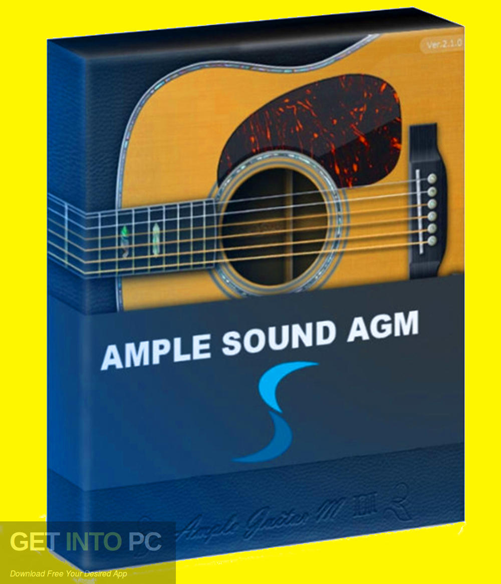 Ample Sound AGM 3 VST Free Download-GetintoPC.com