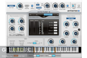 Antares Auto Tune Autotune Evo AVOX Evo Harmony Engine 2017 Direct Link Download-GetintoPC.com