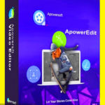 Apowersoft ApowerEdit Pro 2019 Free Download