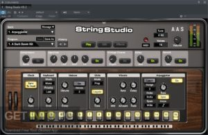 Applied Acoustics Systems String Studio VS-2 VST Direct Link Download-GetintoPC.com
