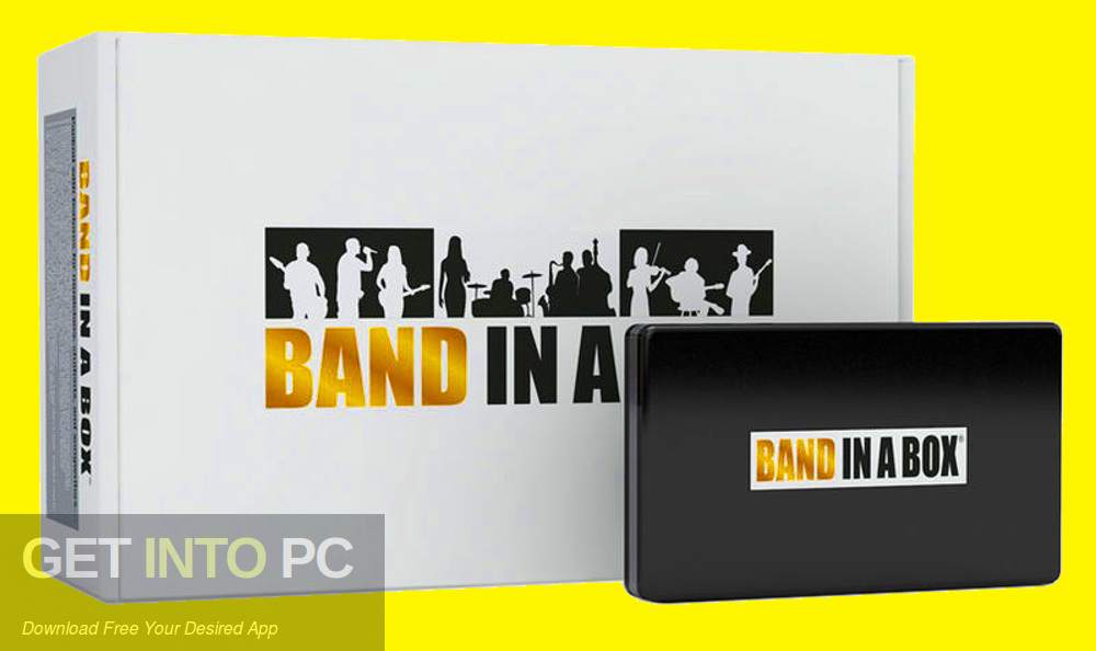 band in a box realtracks download free