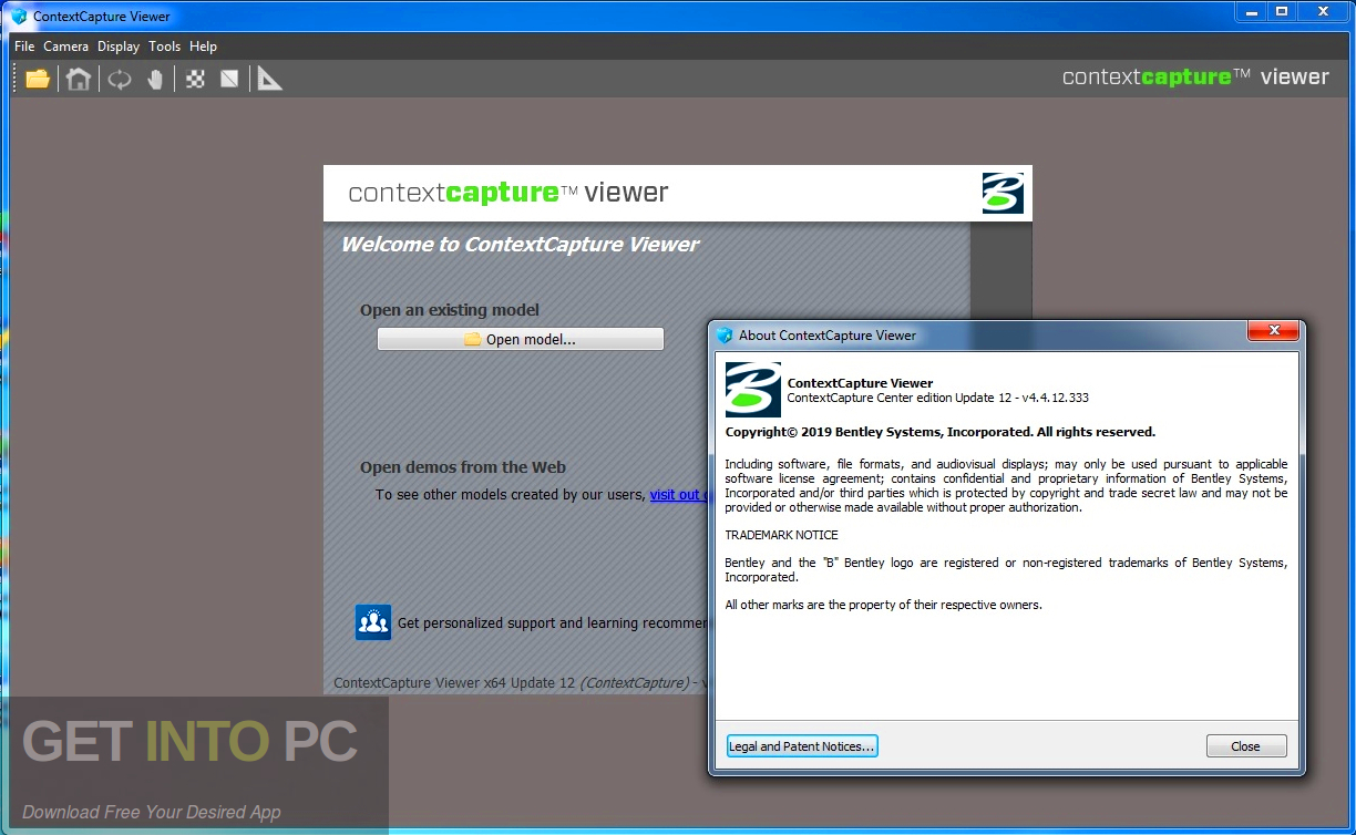 Bentley ContextCapture Center Latest Version Download-GetintoPC.com