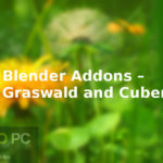 Blender Addons – Graswald and Cuber Free Download