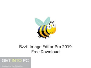 Bzzt! Image Editor Pro 2019 Latest Version Download-GetintoPC.com