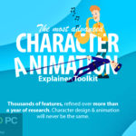 Download Character Animation Explainer Toolkit for After Effects