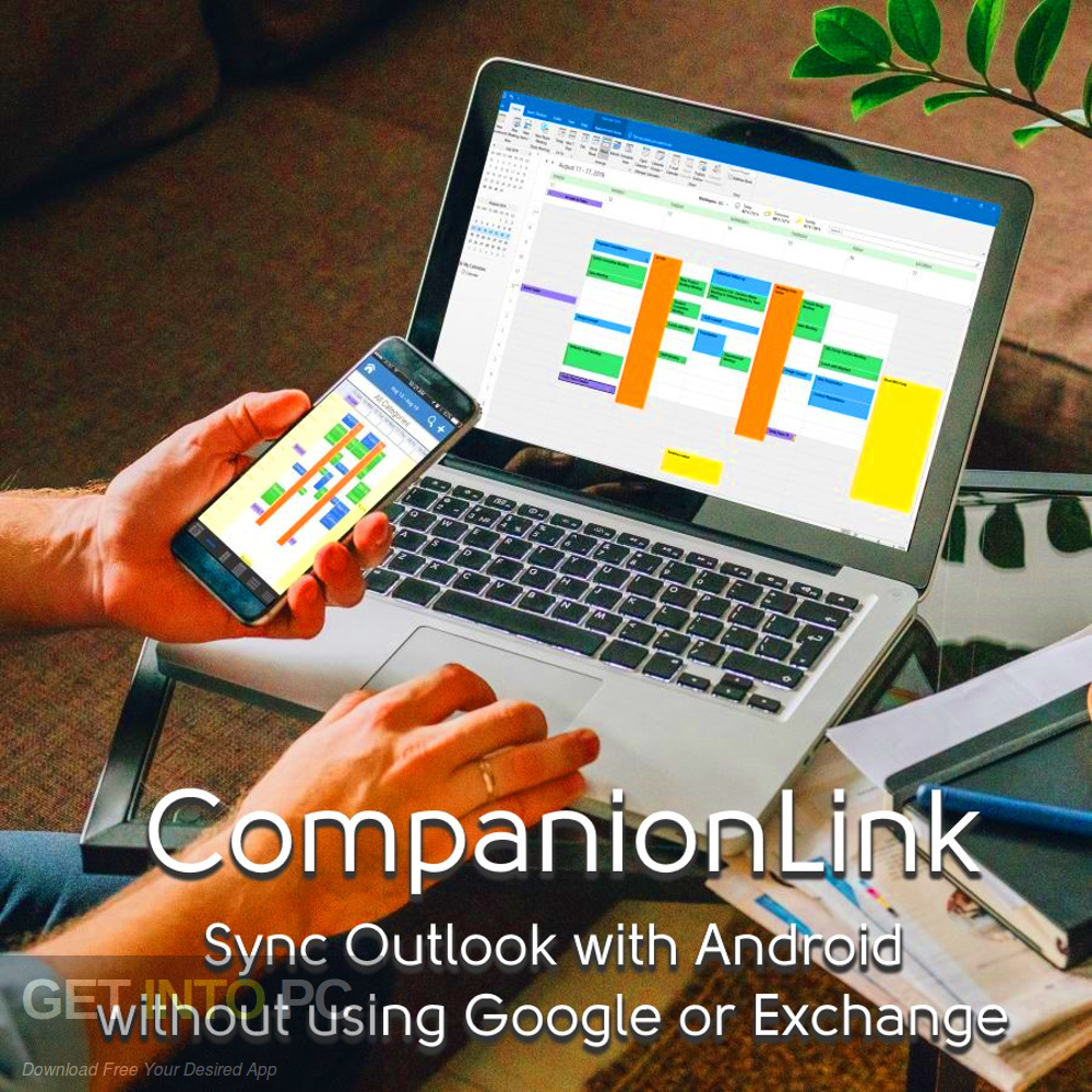 CompanionLink Professional 2019 Free Download-GetintoPC.com