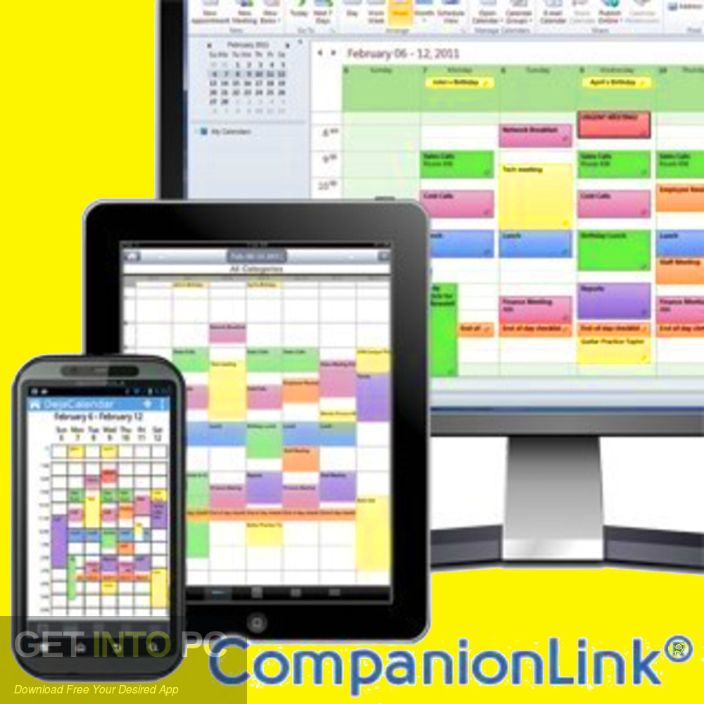 CompanionLink Professional 2019 Latest Version Download-GetintoPC.com