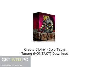 Crypto Cipher Solo Tabla Tarang (KONTAKT) Latest Version Download-GetintoPC.com