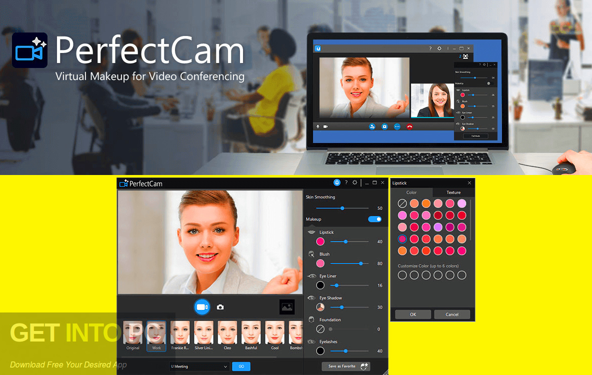 CyberLink PerfectCam Premium 2020 Latest Version Download