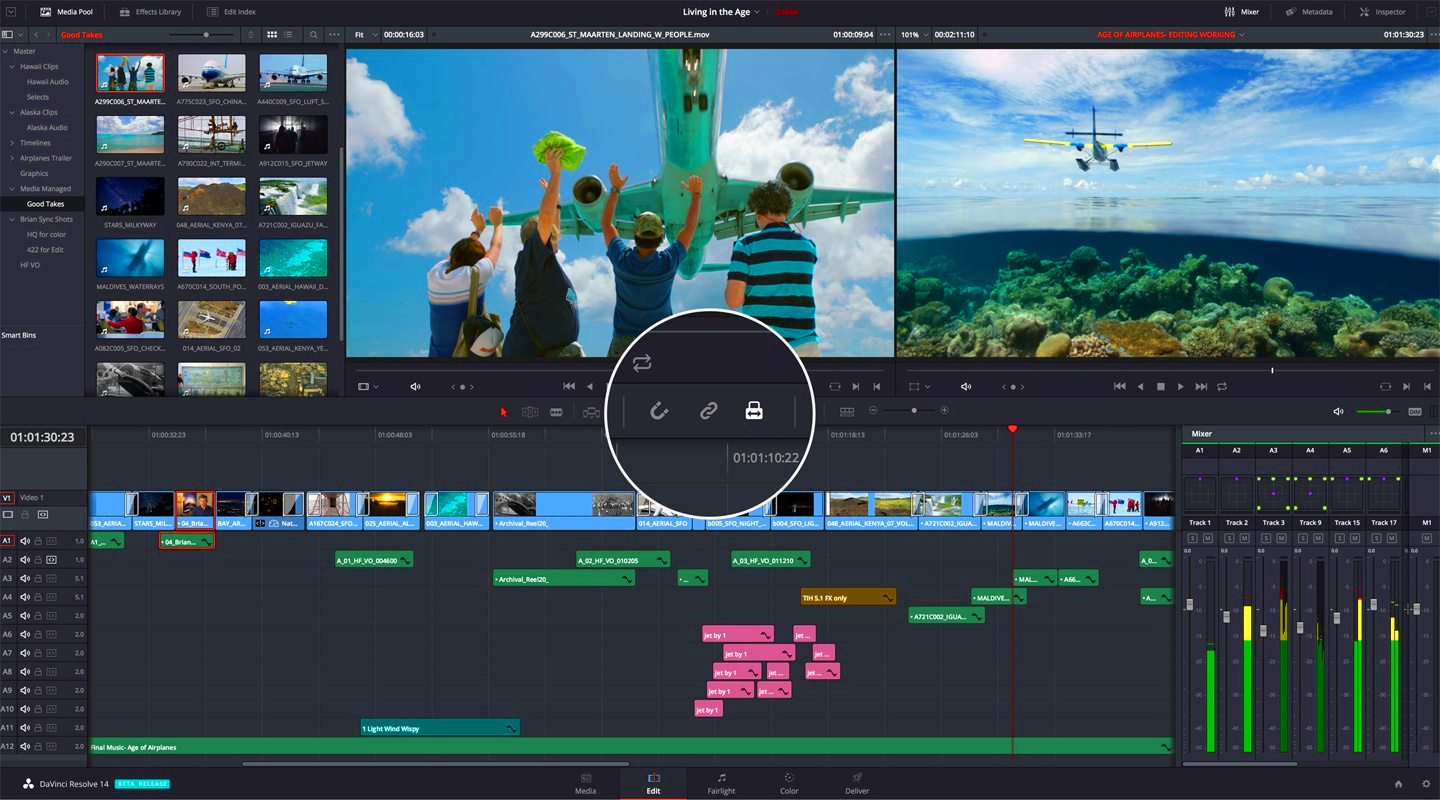 Blackmagic DaVinci Resolve 10 Final Release Now Available