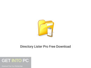 Directory Lister Pro Latest Version Download-GetintoPC.com