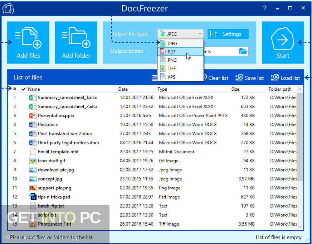 DocuFreezer Pro 2019 Offline Installer Download-GetintoPC.com