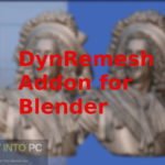 Download DynRemesh Addon for Blender