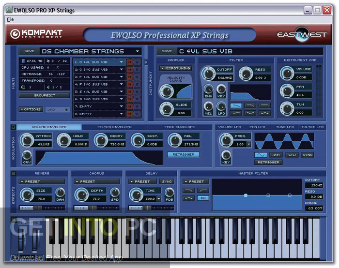East West - the Quantum Leap Orchestra Play Edition VST Direct Link Download-GetintoPC.com