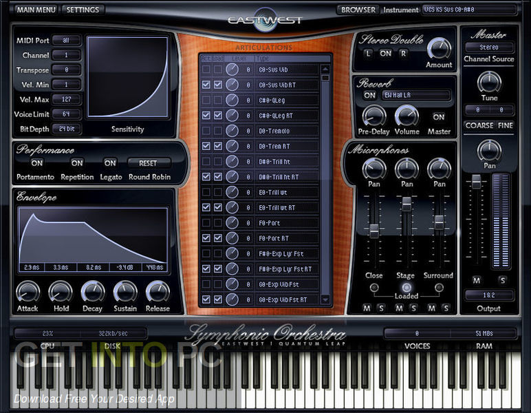 East West - the Quantum Leap Orchestra Play Edition VST Offline Installer Downloa-GetintoPC.com
