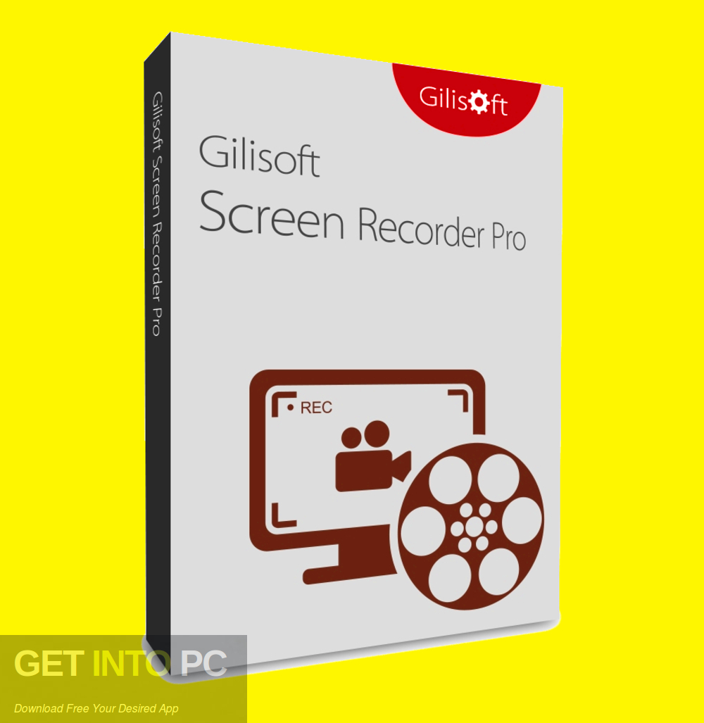 GiliSoft Screen Recorder Pro 2019 Free Download-GetintoPC.com
