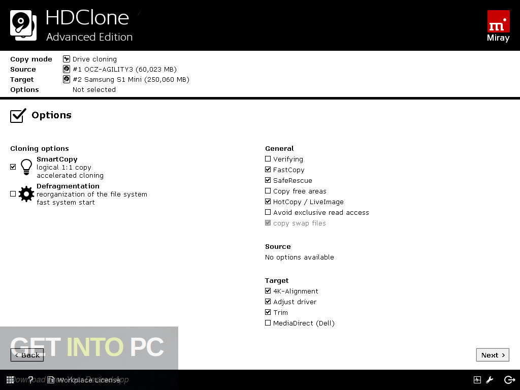 HDClone 8 Offline Installer Download-GetintoPC.com