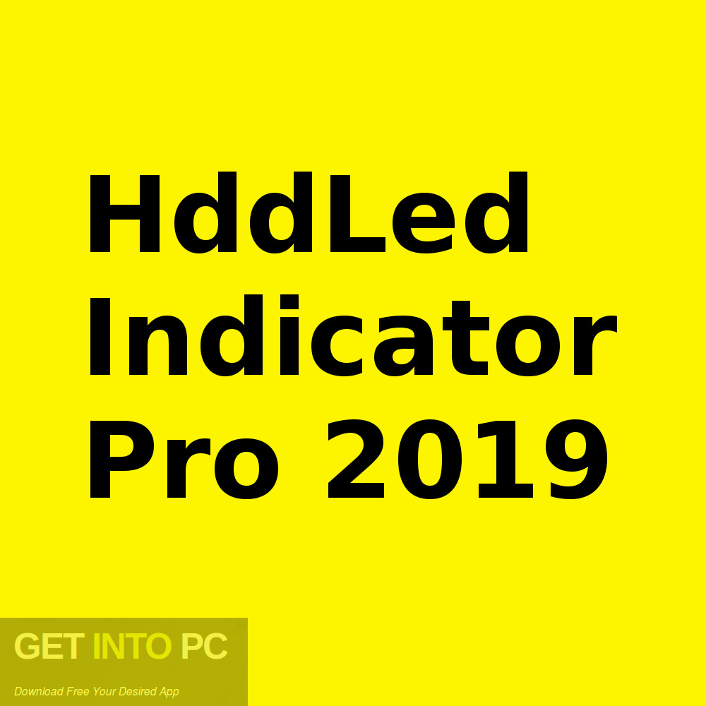 HddLed Indicator Pro 2019 Free Download-GetintoPC.com
