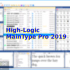 High-Logic MainType Pro 2019 Free Download-GetintoPC.com