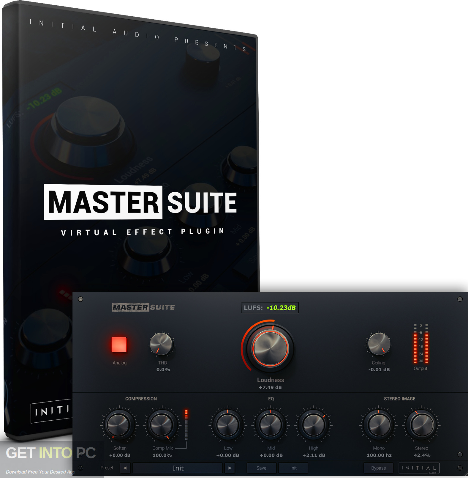 Initial Audio - Master Suite VST Free Download-GetintoPC.com
