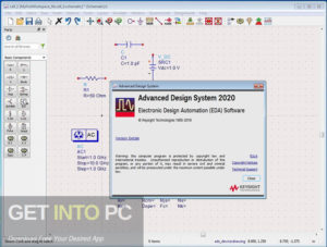 Keysight Advanced Design System (ADS) 2020 Free Download