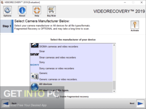 LC Technology VIDEORECOVERY Pro 2019 Offline Installer Download-GetintoPC.com
