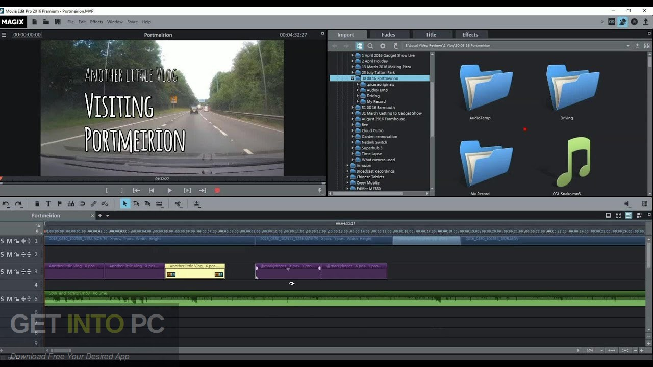 MAGIX Movie Edit Pro 2020 Direct Link ownload-GetintoPC.com