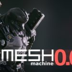 Download MESHmachine for Blender